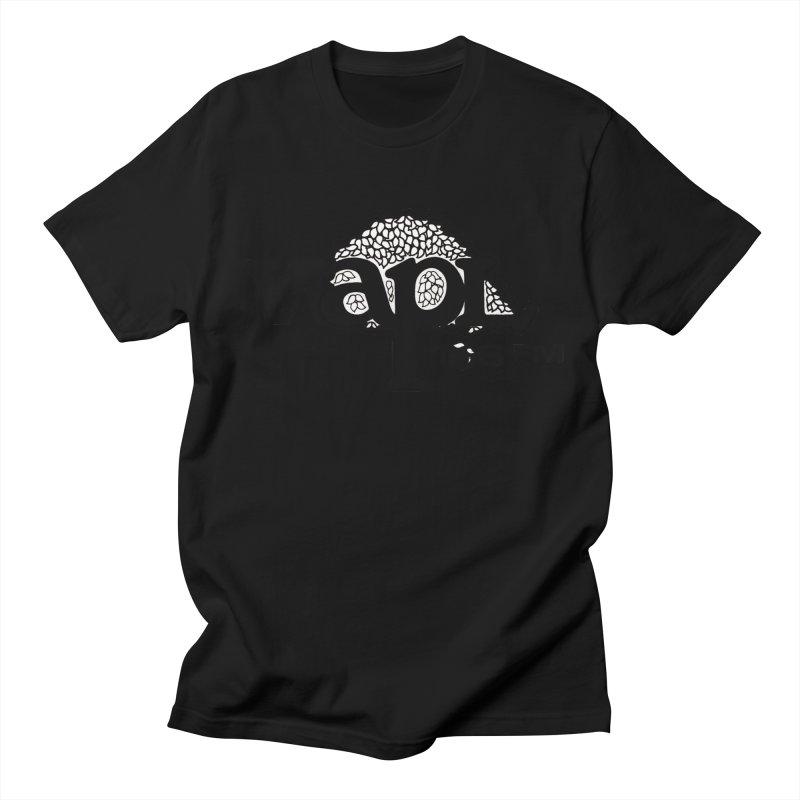 WAPL 80s 'Apple Tree' - Version 1 Men's T-Shirt by 105.7 WAPL Store