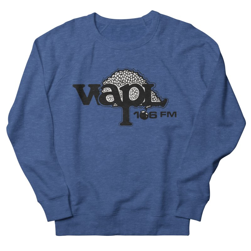 WAPL 80s 'Apple Tree' - Version 1 Men's Sweatshirt by 105.7 WAPL Store