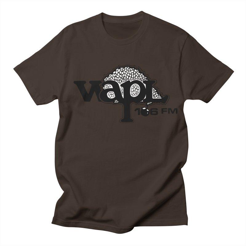 WAPL 80s 'Apple Tree' - Version 1 Men's Regular T-Shirt by 105.7 WAPL Web Store