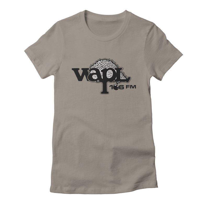 WAPL 80s 'Apple Tree' - Version 1 Women's T-Shirt by 105.7 WAPL Store