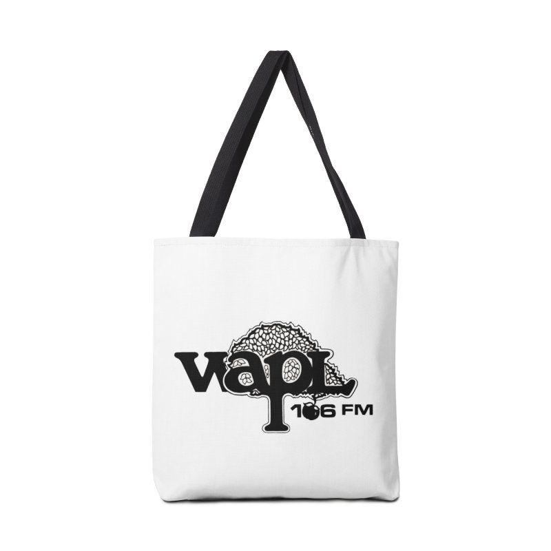 WAPL 80s 'Apple Tree' - Version 1 Accessories Bag by 105.7 WAPL Store