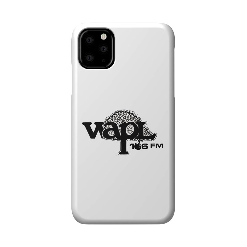 WAPL 80s 'Apple Tree' - Version 1 Accessories Phone Case by 105.7 WAPL Web Store