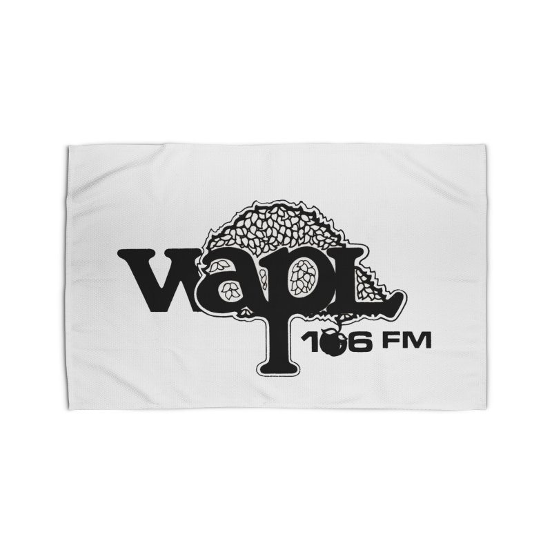 WAPL 80s 'Apple Tree' - Version 1 Home Rug by 105.7 WAPL Web Store