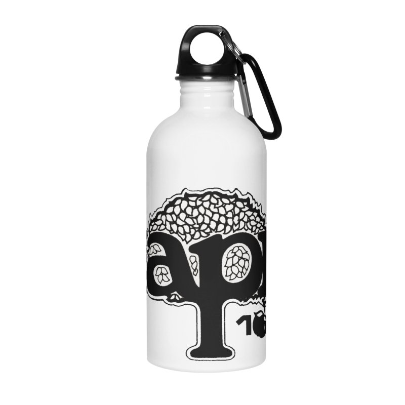 WAPL 80s 'Apple Tree' - Version 1 Accessories Water Bottle by 105.7 WAPL Web Store