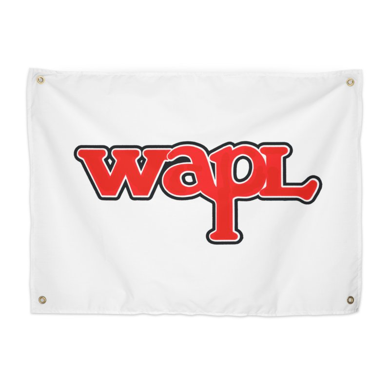 WAPL 80s [Call Letters Only] Home Tapestry by 105.7 WAPL Store
