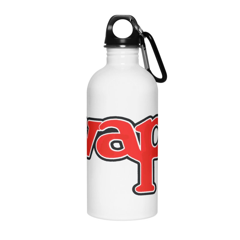WAPL 80s [Call Letters Only] Accessories Water Bottle by 105.7 WAPL Web Store