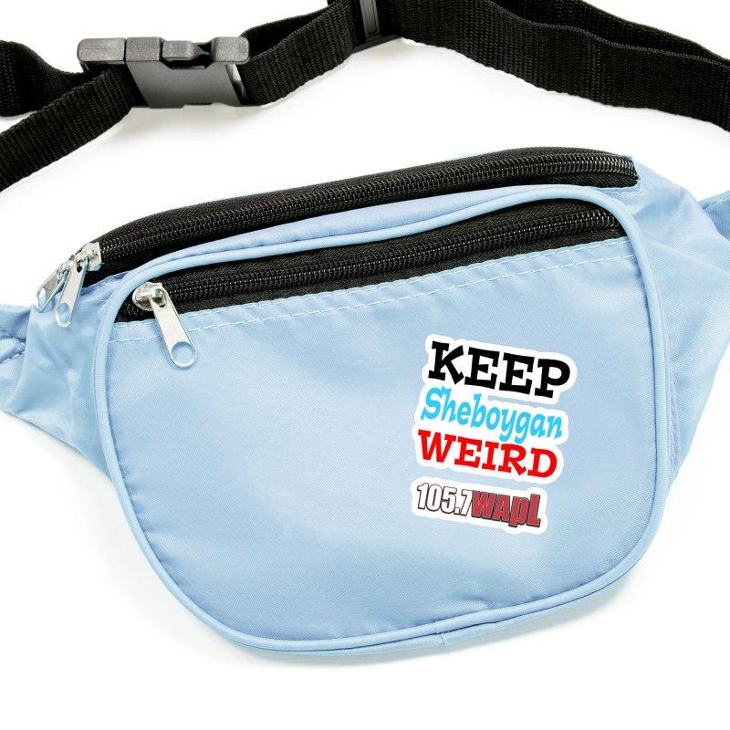 Keep Sheboygan Weird! Accessories Sticker by 105.7 WAPL Store