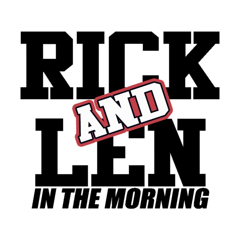 Rick & Len in the Morning [Version 1] Men's Tank by 105.7 WAPL Web Store