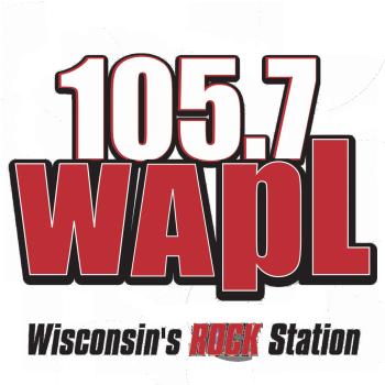 105.7 WAPL Store Logo