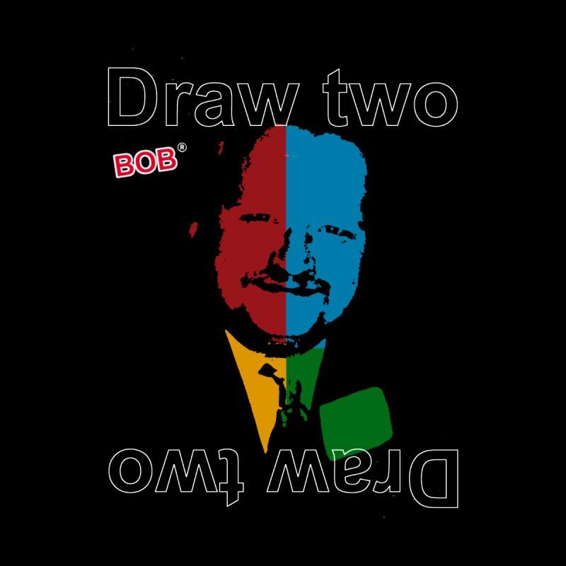 "Official Bob ""Draw Two"" Morris Uno Champion Commemorative T-Shirt Men's T-Shirt by The 10x Records Emporium"