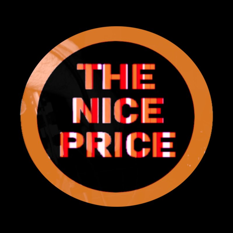 Jared Morris and the Nice Price 2019 Logo T-shirt Men's T-Shirt by The 10x Records Emporium