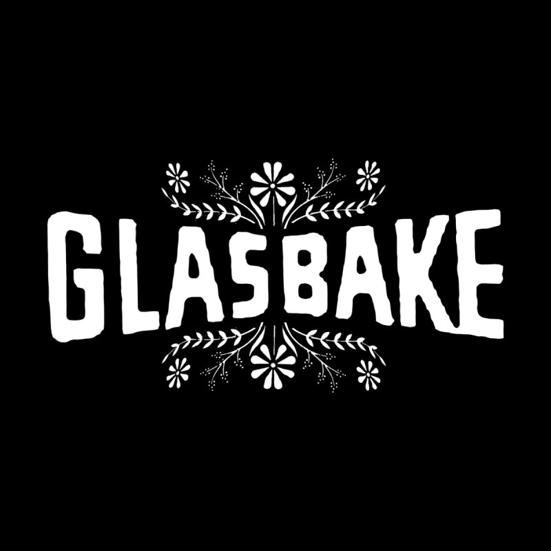 Vintage Glasbake Logo 1970s 1980s Casserole Design by The 10x Records Emporium