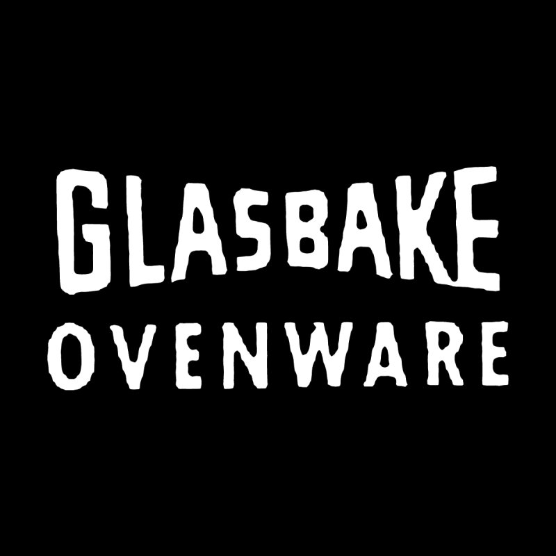 Glasbake Ovenware Vintage Logo 1970s-1980s by The 10x Records Emporium