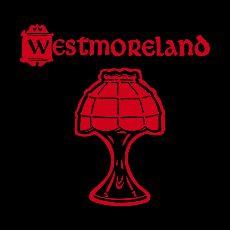 Westmoreland Tea-Lamp Vintage Logo Graphic by The 10x Records Emporium