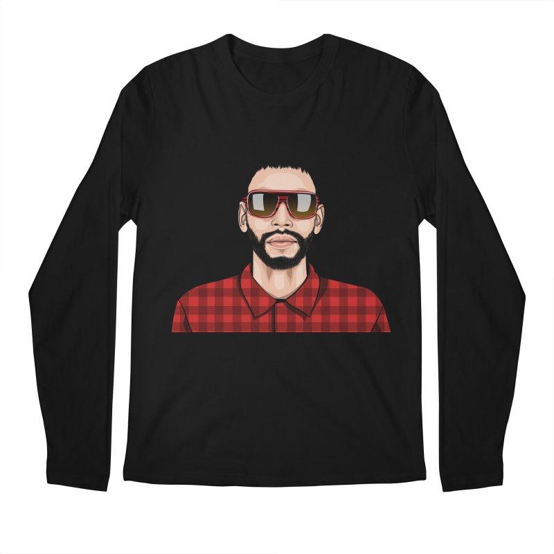 POP Men's Longsleeve T-Shirt by 1111cr3w's Artist Shop