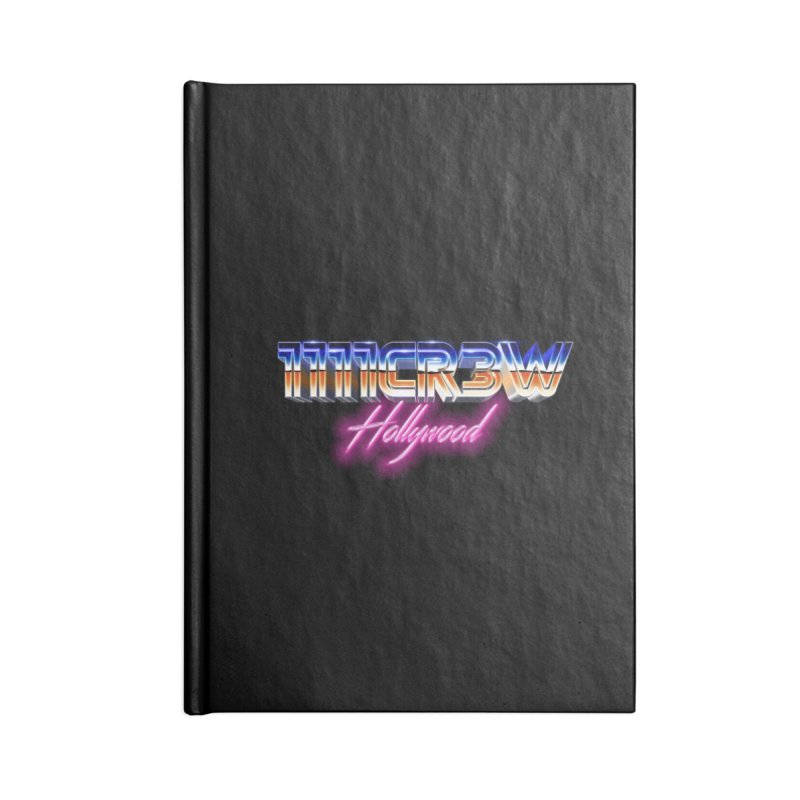 1111 Hollywood Accessories Notebook by 1111cr3w's Artist Shop