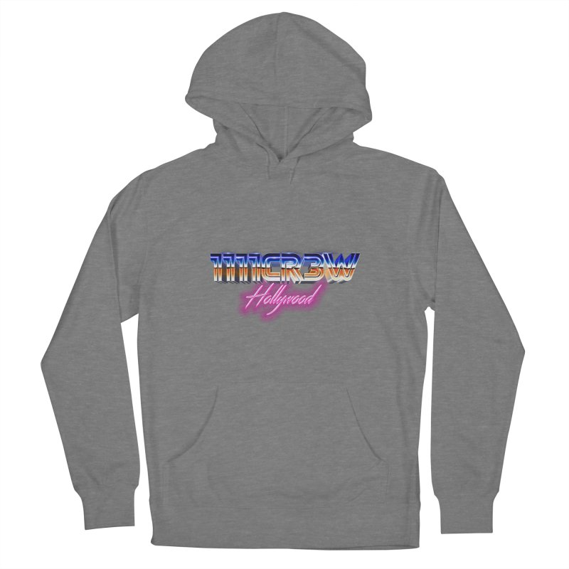 1111 Hollywood Women's Pullover Hoody by 1111cr3w's Artist Shop