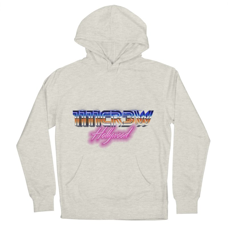 1111 Hollywood Men's French Terry Pullover Hoody by 1111cr3w's Artist Shop