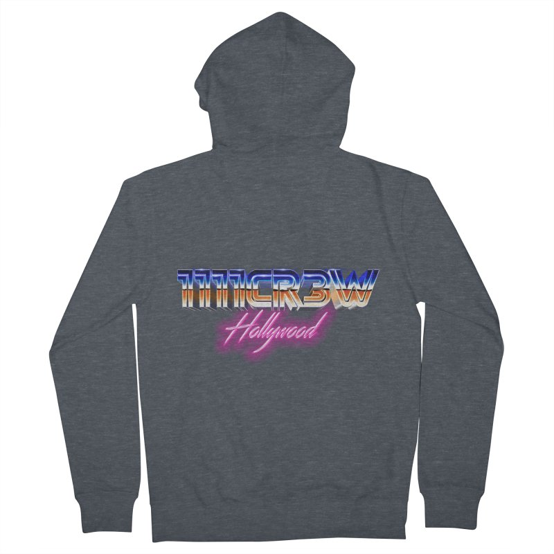 1111 Hollywood Women's Zip-Up Hoody by 1111cr3w's Artist Shop