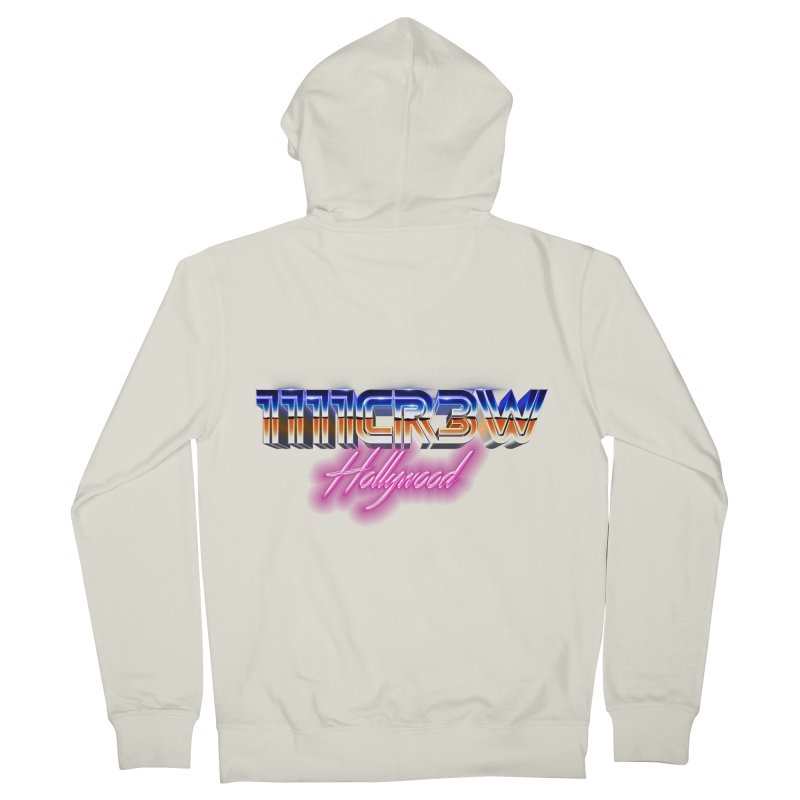 1111 Hollywood Men's Zip-Up Hoody by 1111cr3w's Artist Shop