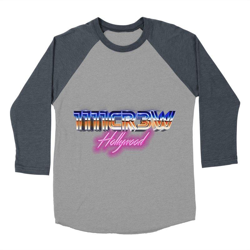 1111 Hollywood Women's Baseball Triblend Longsleeve T-Shirt by 1111cr3w's Artist Shop