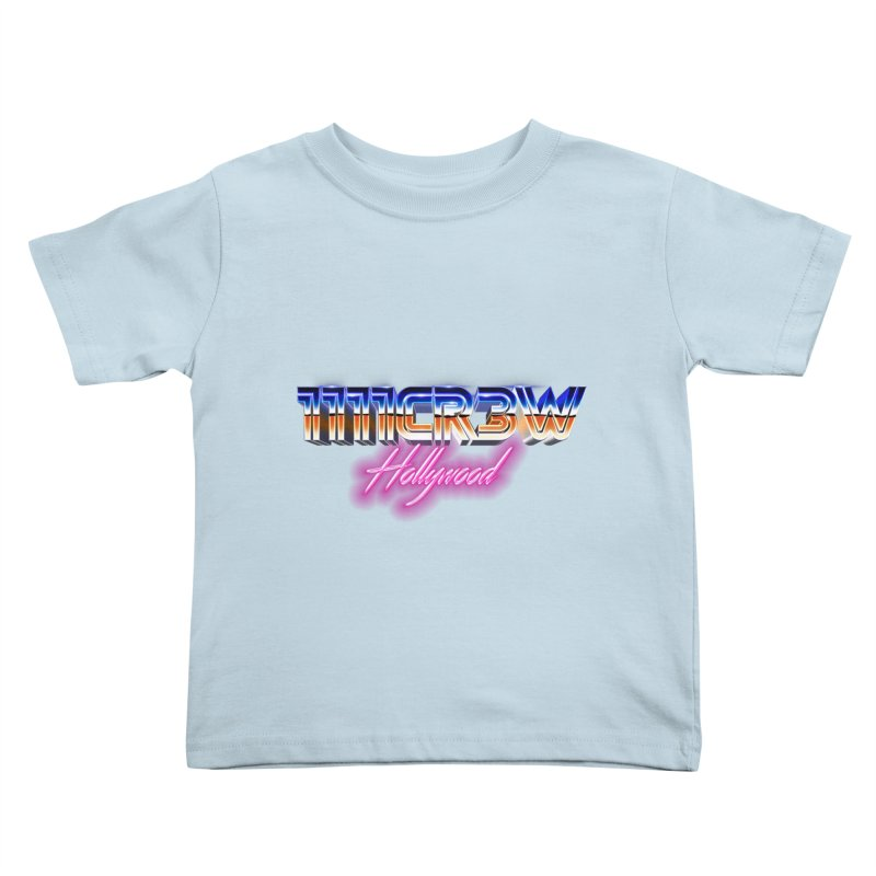 1111 Hollywood Kids Toddler T-Shirt by 1111cr3w's Artist Shop