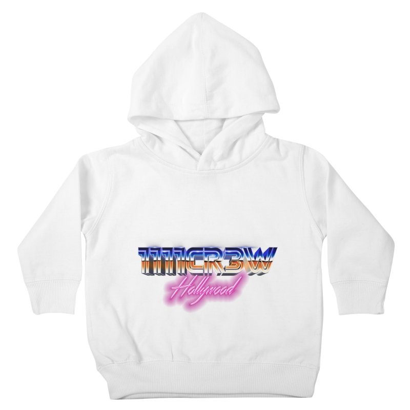 1111 Hollywood Kids Toddler Pullover Hoody by 1111cr3w's Artist Shop