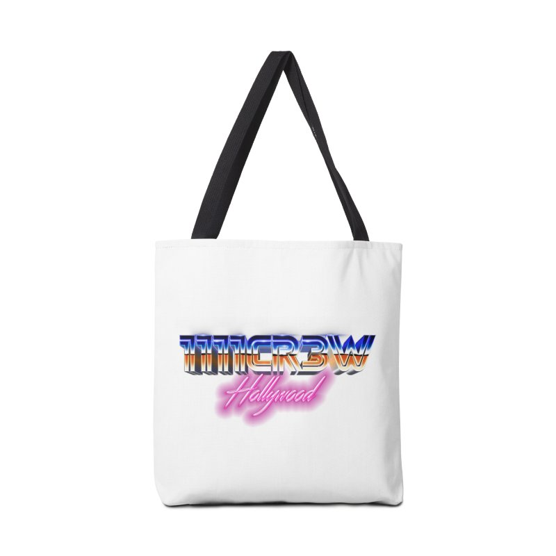 1111 Hollywood Accessories Tote Bag Bag by 1111cr3w's Artist Shop