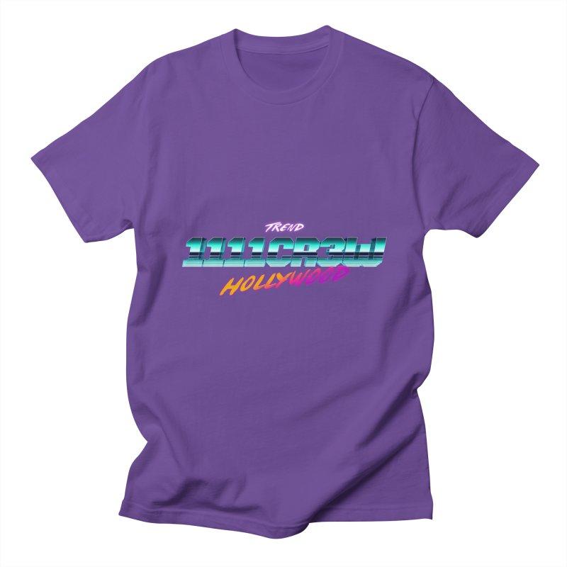 Trend Hipster Women's Regular Unisex T-Shirt by 1111cr3w's Artist Shop