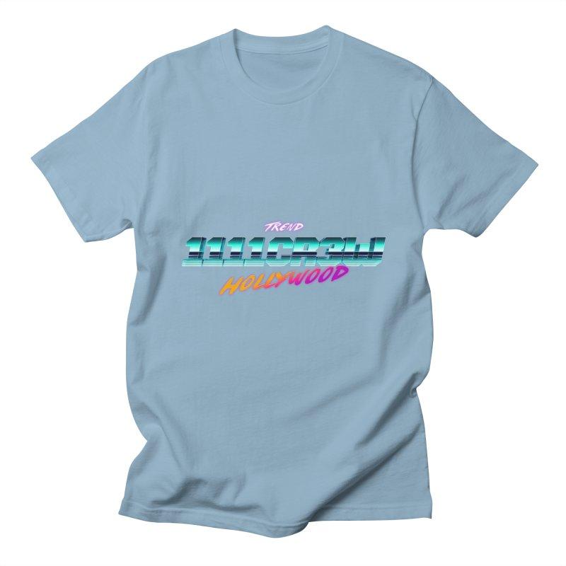 Trend Hipster Men's Regular T-Shirt by 1111cr3w's Artist Shop