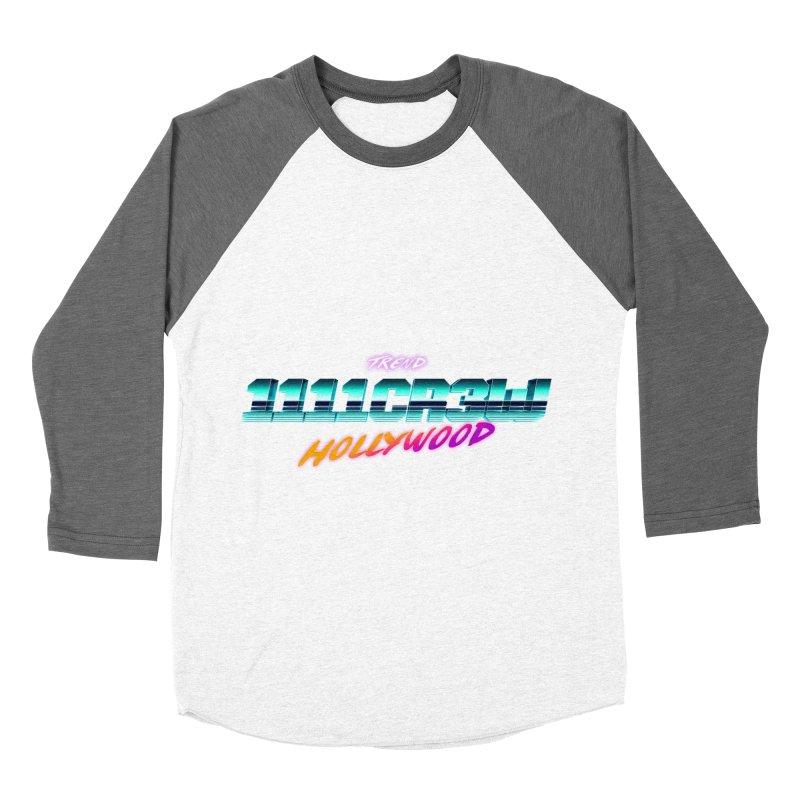 Trend Hipster Women's Baseball Triblend Longsleeve T-Shirt by 1111cr3w's Artist Shop