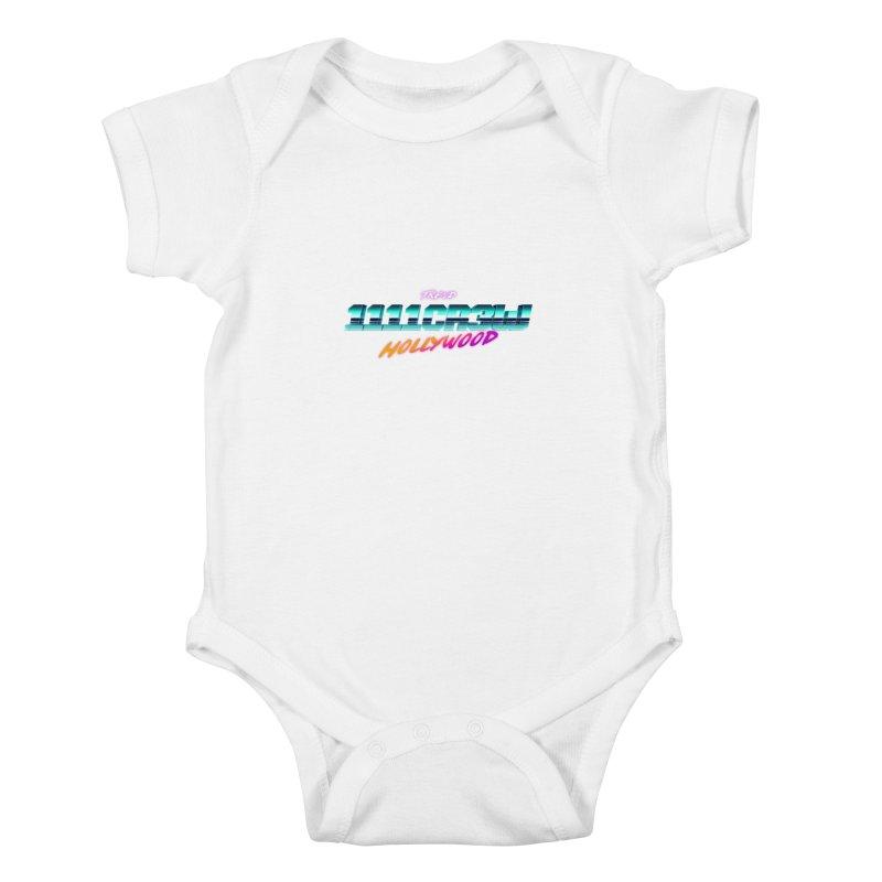 Trend Hipster Kids Baby Bodysuit by 1111cr3w's Artist Shop