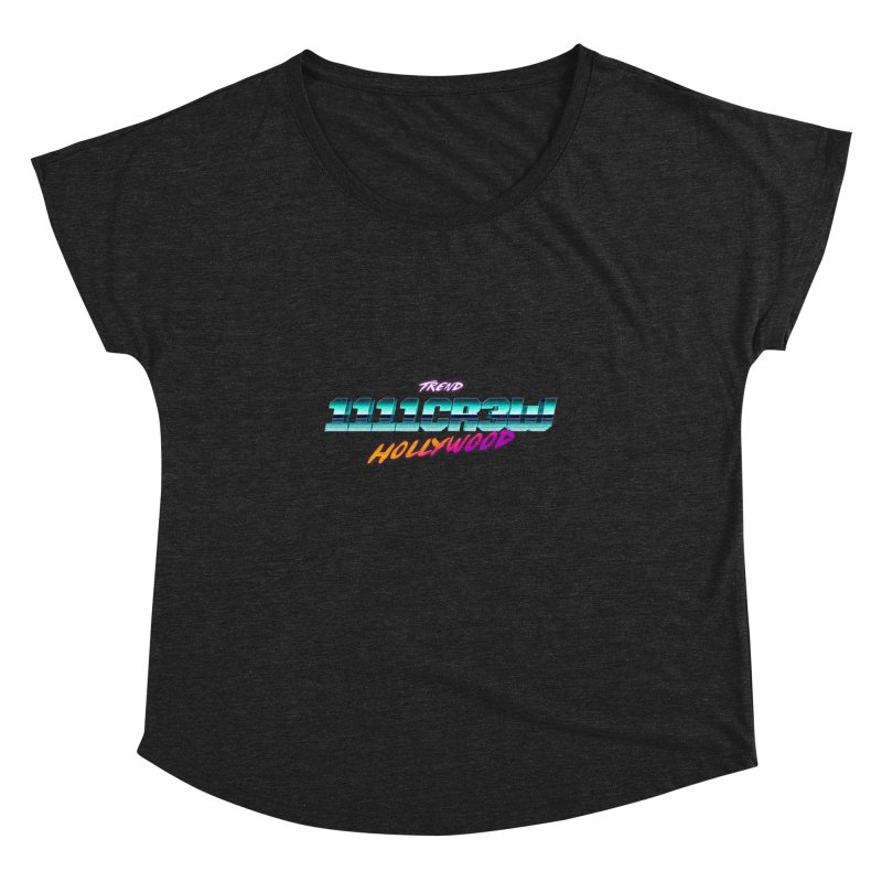 Trend Hipster Women's Dolman Scoop Neck by 1111cr3w's Artist Shop