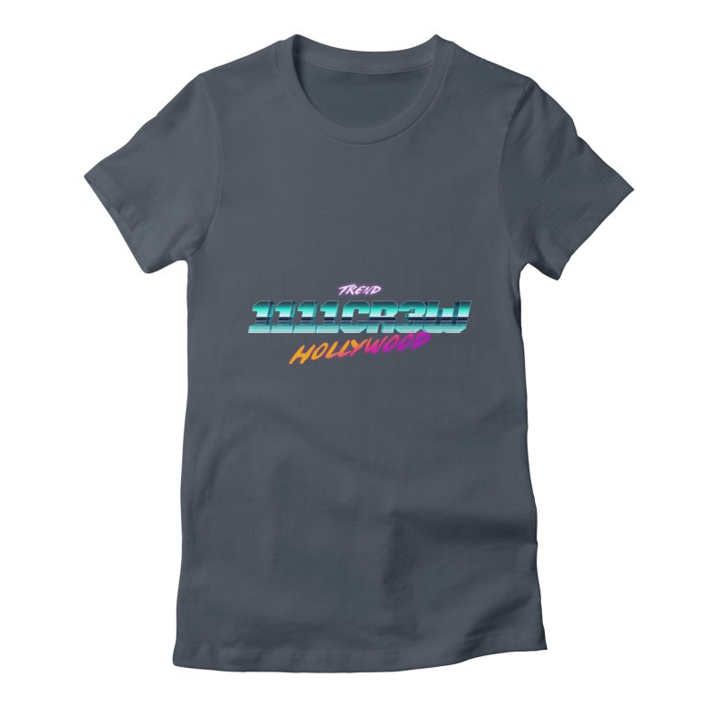 Trend Hipster Women's Fitted T-Shirt by 1111cr3w's Artist Shop