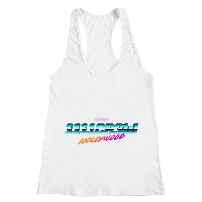 Trend Hipster Women's Racerback Tank by 1111cr3w's Artist Shop