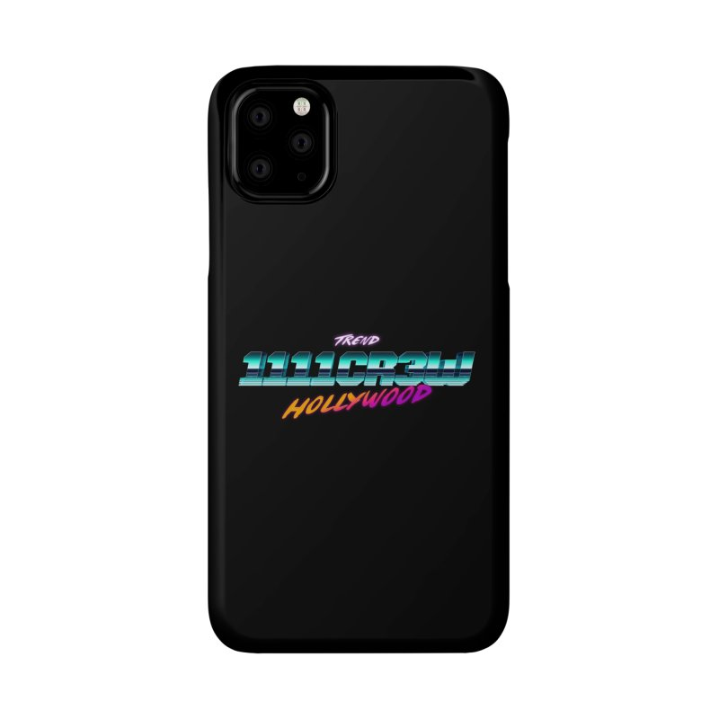 Trend Hipster Accessories Phone Case by 1111cr3w's Artist Shop