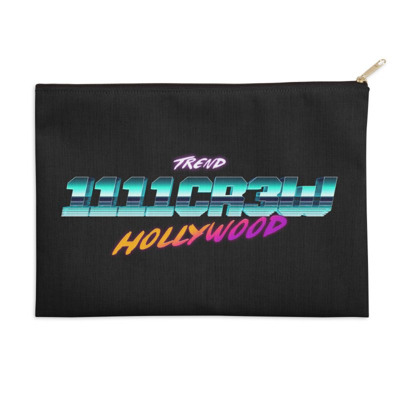 Trend Hipster Accessories Zip Pouch by 1111cr3w's Artist Shop