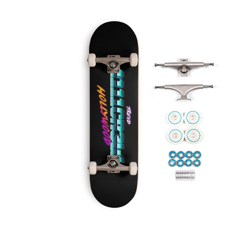 Trend Hipster Accessories Skateboard by 1111cr3w's Artist Shop