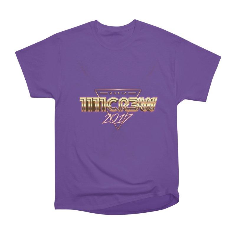 MUSIC Men's Heavyweight T-Shirt by 1111cr3w's Artist Shop