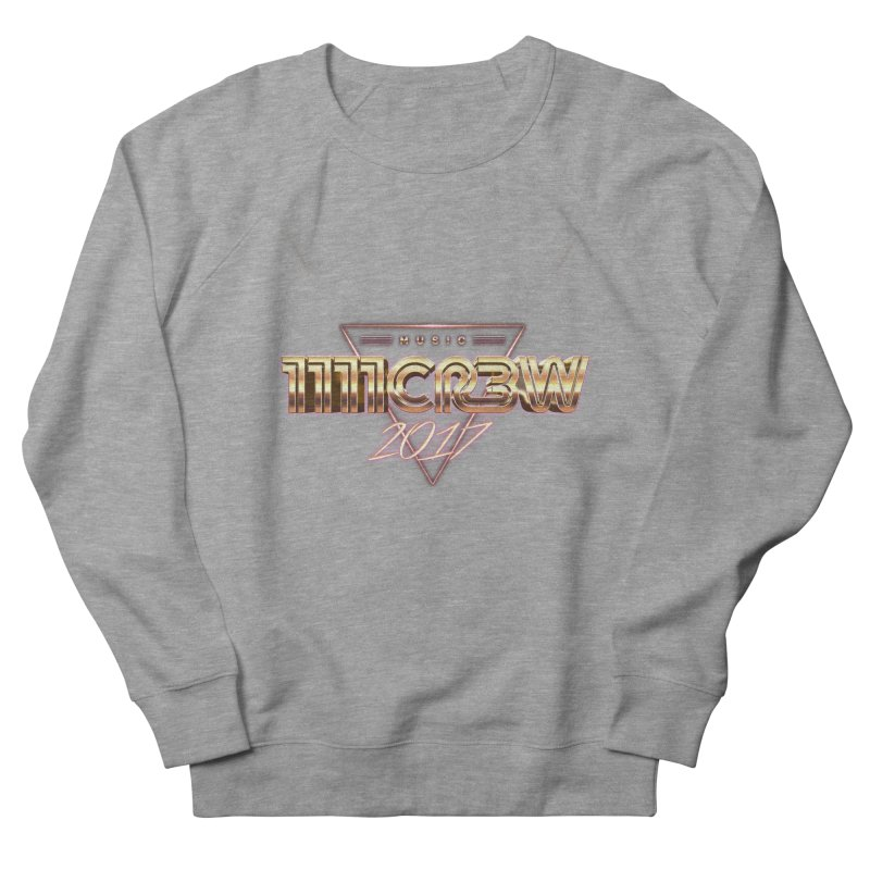 MUSIC Women's French Terry Sweatshirt by 1111cr3w's Artist Shop