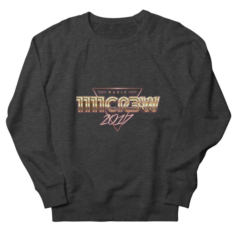 MUSIC Men's French Terry Sweatshirt by 1111cr3w's Artist Shop
