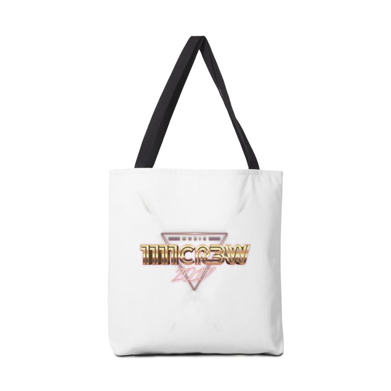 MUSIC Accessories Tote Bag Bag by 1111cr3w's Artist Shop