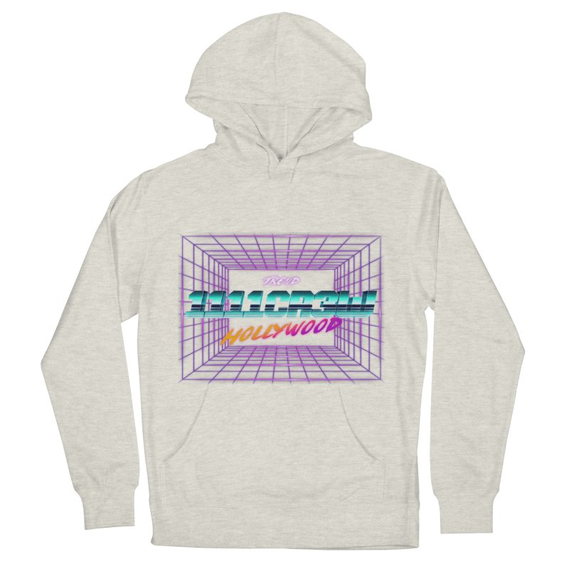 1111 Hollywood (Square) Women's French Terry Pullover Hoody by 1111cr3w's Artist Shop