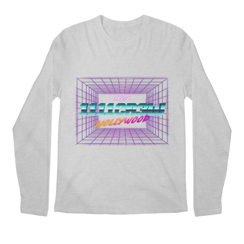 1111 Hollywood (Square) Men's Regular Longsleeve T-Shirt by 1111cr3w's Artist Shop
