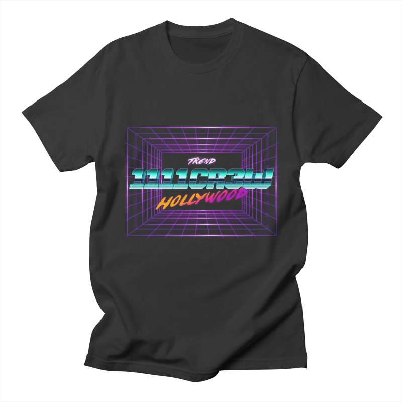 1111 Hollywood (Square) Women's Unisex T-Shirt by 1111cr3w's Artist Shop