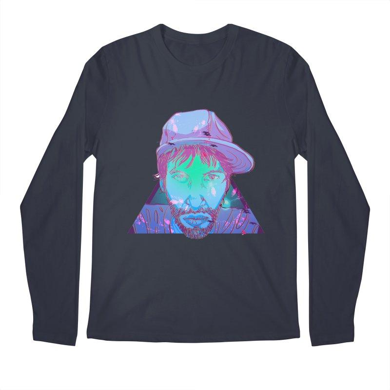 Triangle Men's Longsleeve T-Shirt by 1111cr3w's Artist Shop