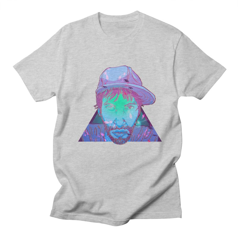 Triangle Men's T-shirt by 1111cr3w's Artist Shop