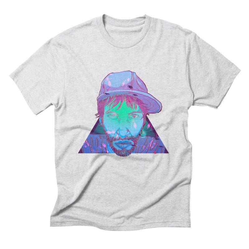 Triangle Men's Triblend T-shirt by 1111cr3w's Artist Shop