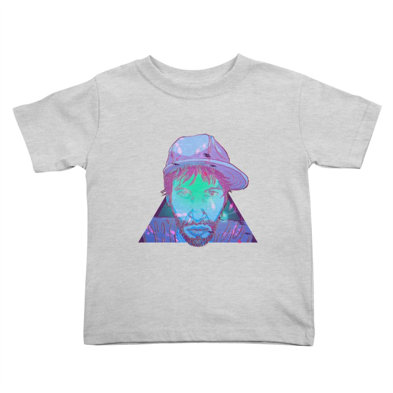 Triangle Kids Toddler T-Shirt by 1111cr3w's Artist Shop