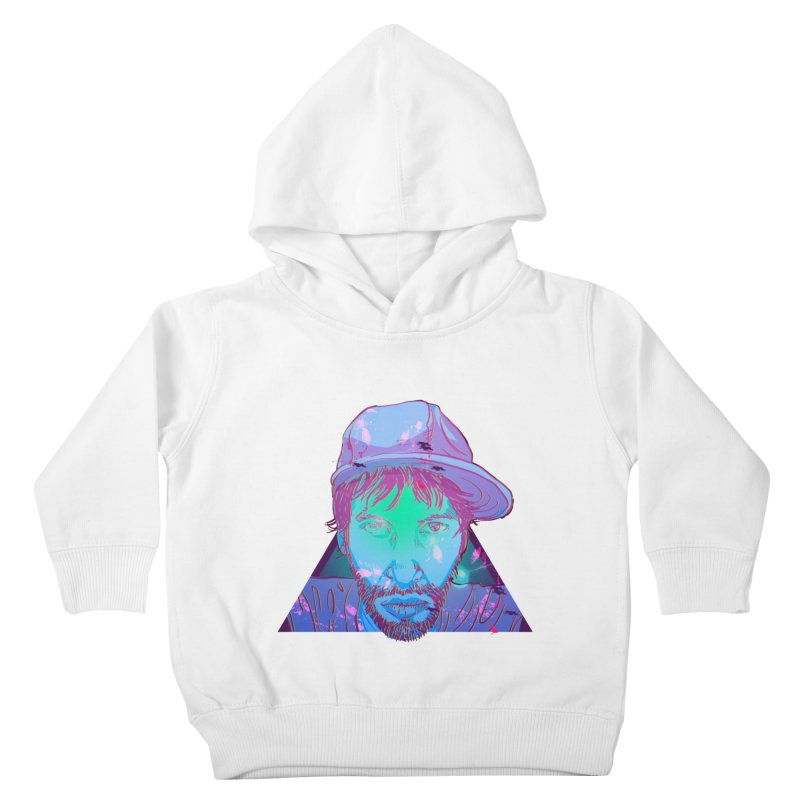 Triangle Kids Toddler Pullover Hoody by 1111cr3w's Artist Shop